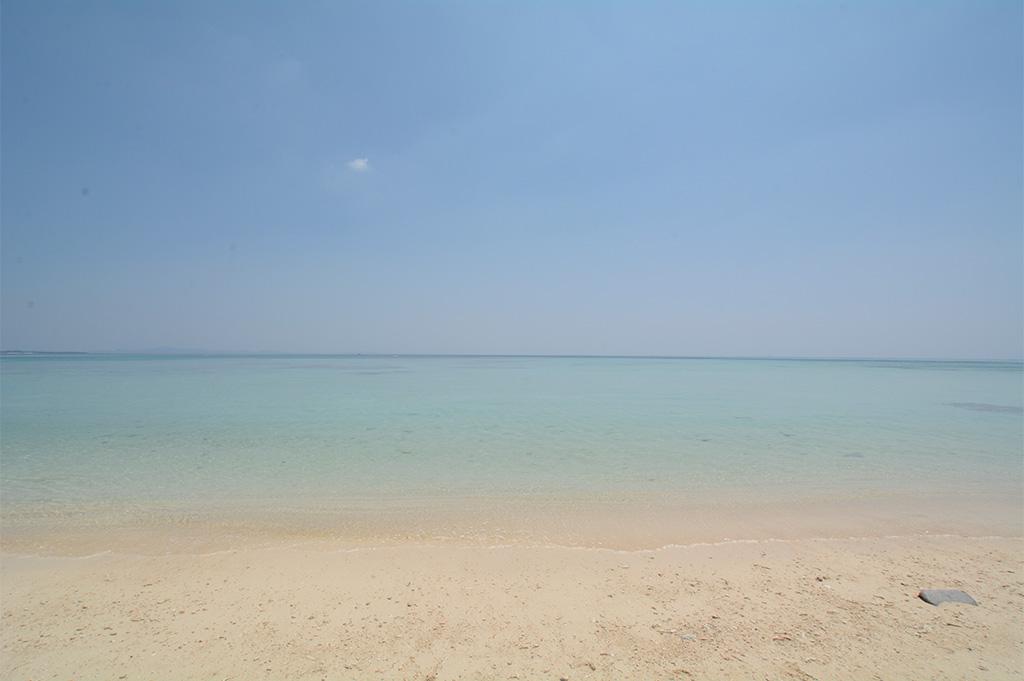 美丽的伊江岛大自然及沙滩